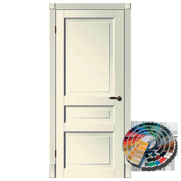 """Межкомнатная дверь Woodok ПГ """"Тесоро К2"""" (любой по RAL)"""