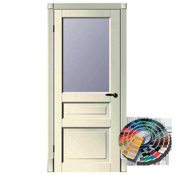Межкомнатная дверь Woodok Тесоро К2 ПО (любой по RAL)