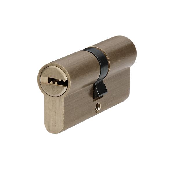Цилиндр для дверей P6P30/30 SB (золото)