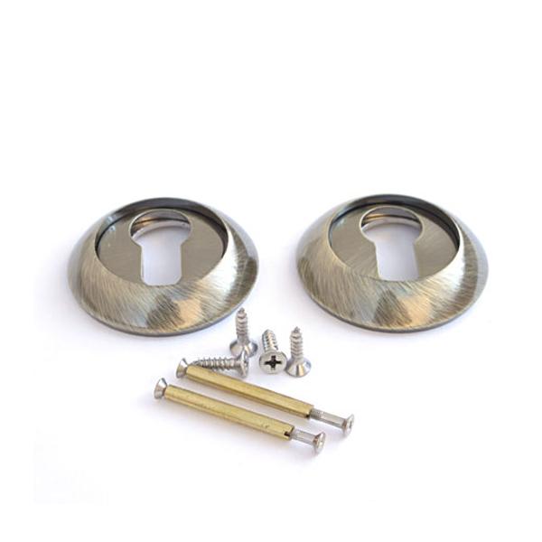 Накладка цилиндровая APECS DP-C-05-AB (бронза)