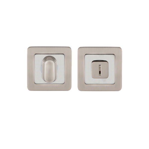Фиксатор Assist WC квадрат SN/CP (хром)