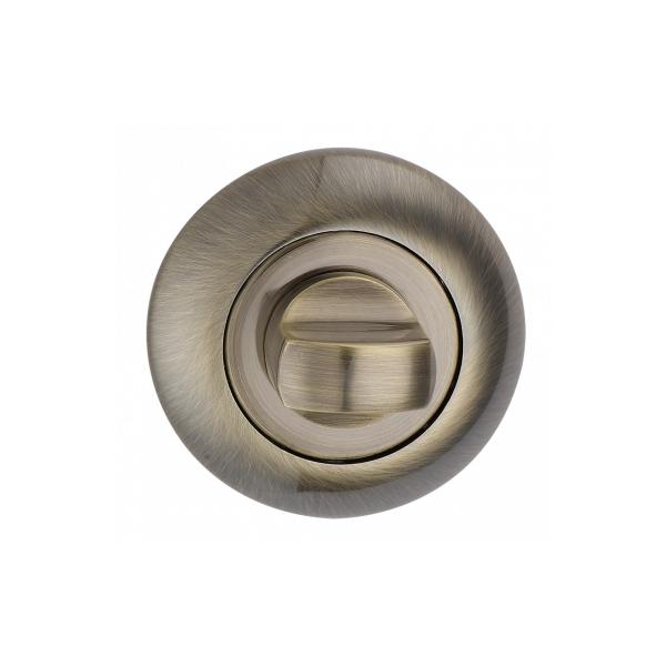 Фиксатор дверной T3 AB (бронза)