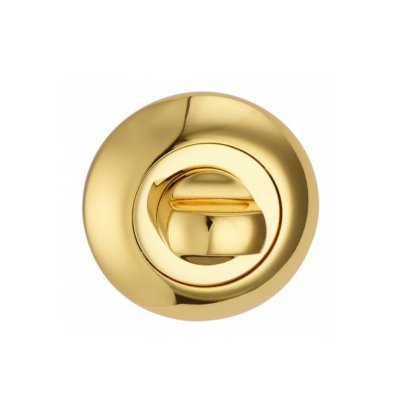 Фиксатор дверной T3 PB (золото)
