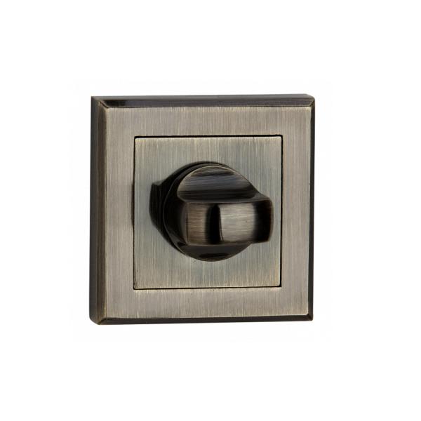 Фиксатор дверной T7 AB (бронза)