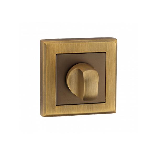 Фиксатор дверной T7 MACC (старая бронза)