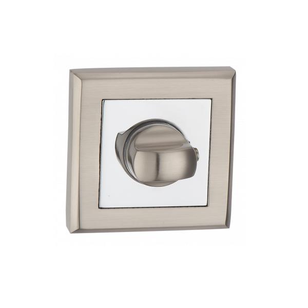 Накладка дверная под WC T7 SN/СP (хром)