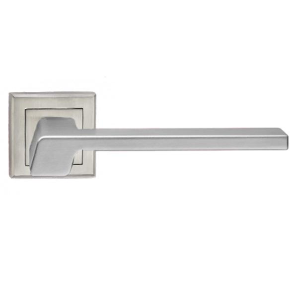 Дверная ручка Linde A-2016 MC (матовый хром)