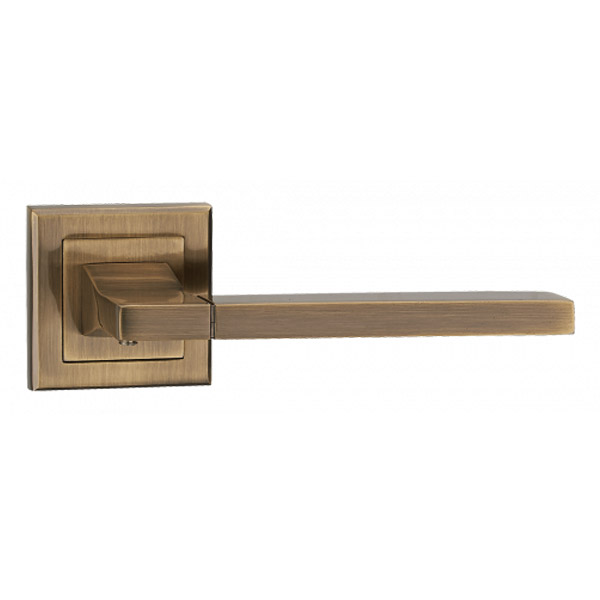 Дверная ручка Linde A-2008 AB (бронза)
