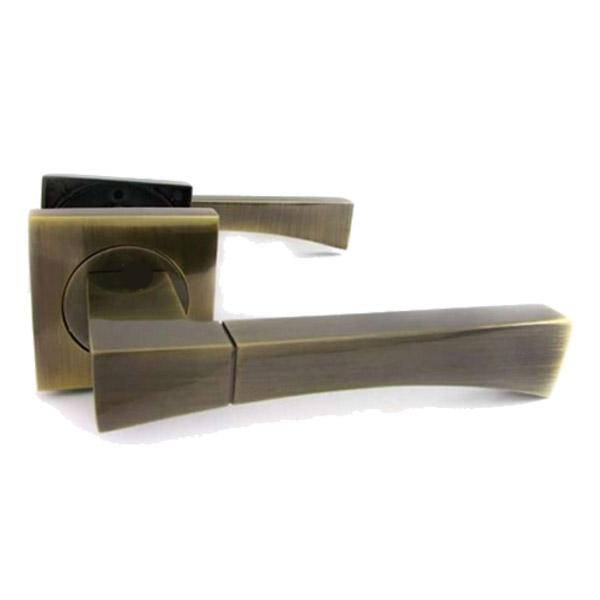 Дверная ручка USK Z-60068 AB (бронза)