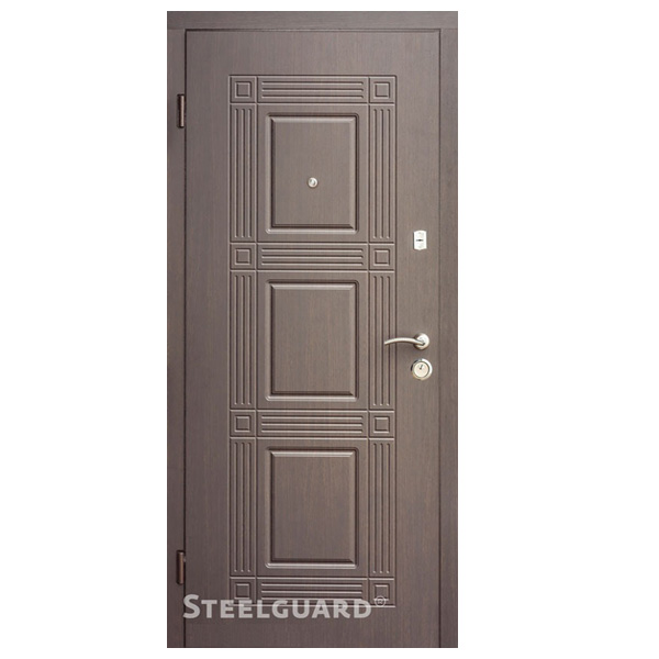 """Входная дверь Steelguard """"DO 18"""" (Венге)"""
