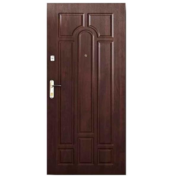 """Входная дверь VD """"Арка улица"""" (дуб бронзовый)"""