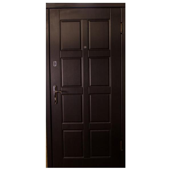 """Входная дверь VD """"Чайка улица"""" (венге южный)"""