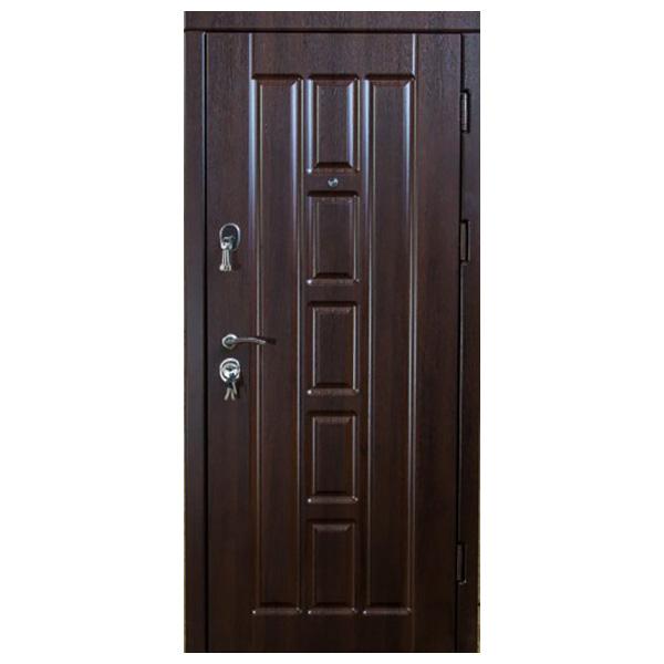 """Входная дверь VD """"Турин"""" (темный орех)"""