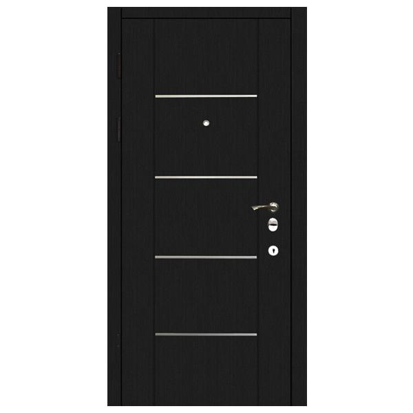 """Входная дверь """"Форте 2"""" (цвет венге)"""