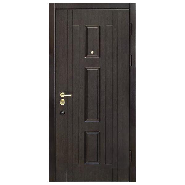 """Входная дверь """"Тесоро 10"""" (венге)"""